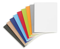 Perfect Biniding Casebound Colored Diary Refills